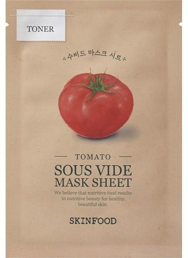 Skinfood Tomato Sous Vide Mask Sheet Renksiz